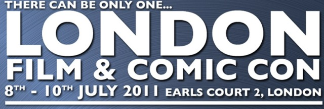 Click to learn more about the London Film and Comic Con!