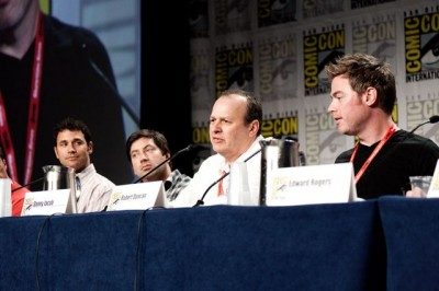 SDCC 2011 - The Composers Panel Guests