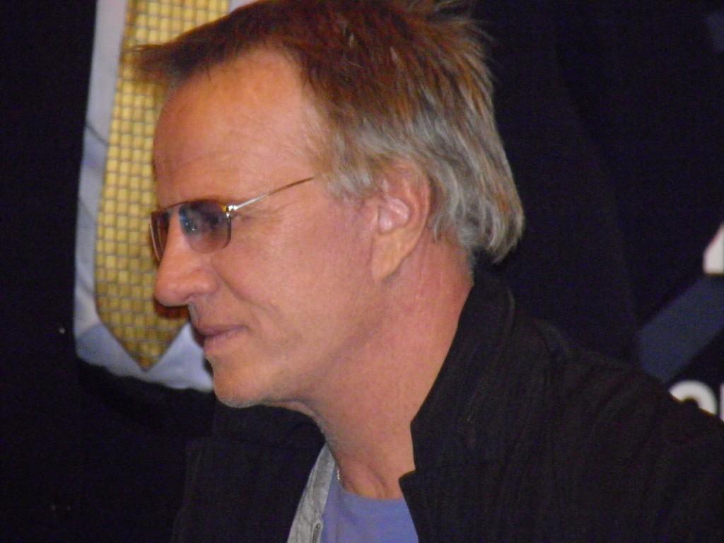 London Film and Comic Convention - Christopher Lambert