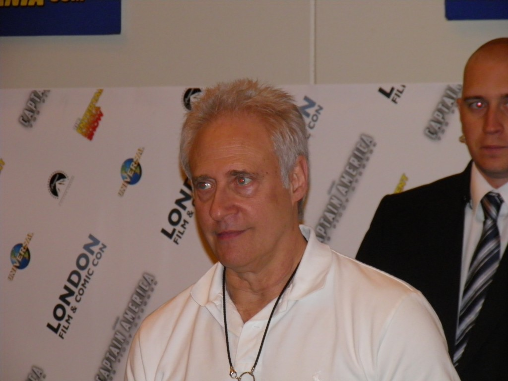 """London Film and Comic Convention - Brent Spiner - Star Trek""""Generations"""""""