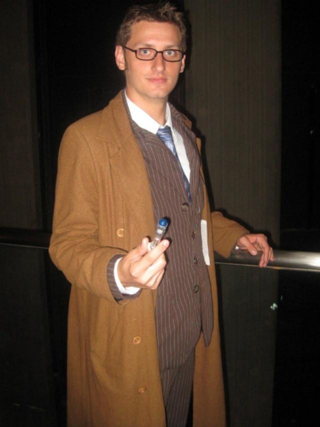DragonCon 2011 - Fan in costume