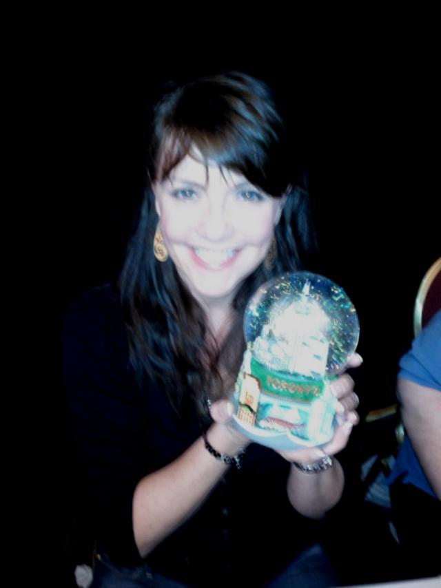 DragonCon 2011 - Amanda Tapping