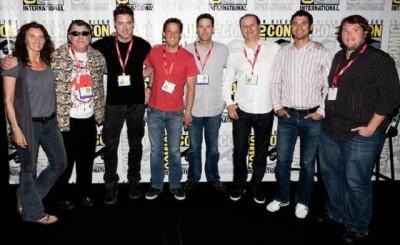 SDCC 2011 - Composer Press Room