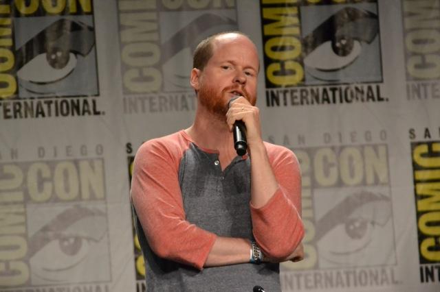 My SDCC adventure-Joss Whedon