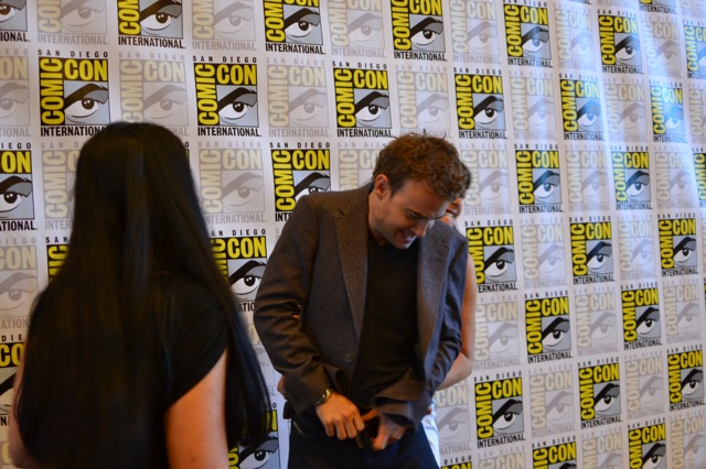 My SDCC adventure-Robin Dunne pants