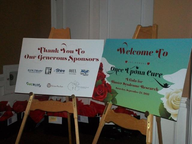Once Upon A Cure 2011 - Entrance