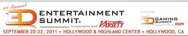 Click to learn more about 3D Entertainment Summit 2011