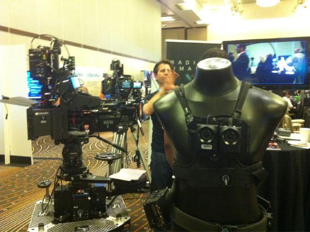 3D Entertainment Summit 2011 - Technology Suit