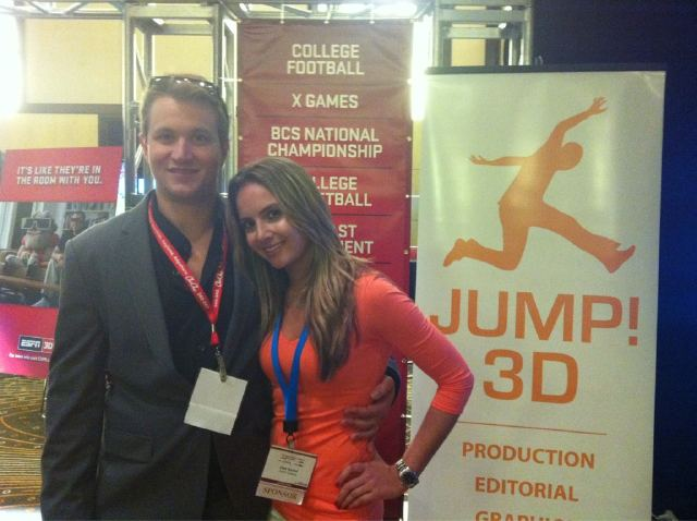 3D Entertainment Summit - Ron Beck & Claya from Jump 3D