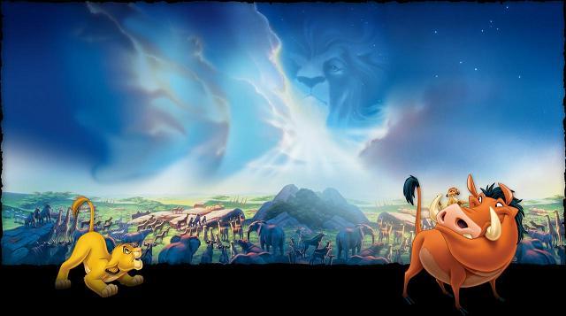 Lion King by Disney Studios