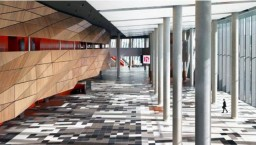 Melbourne Convention and Exhibition Centre Interior