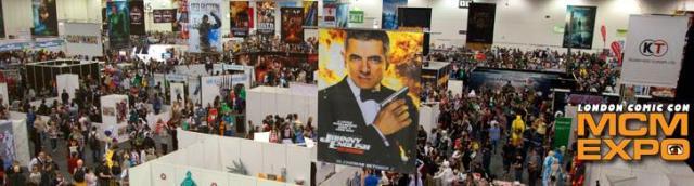 MCM Expo 2011 main concourse area