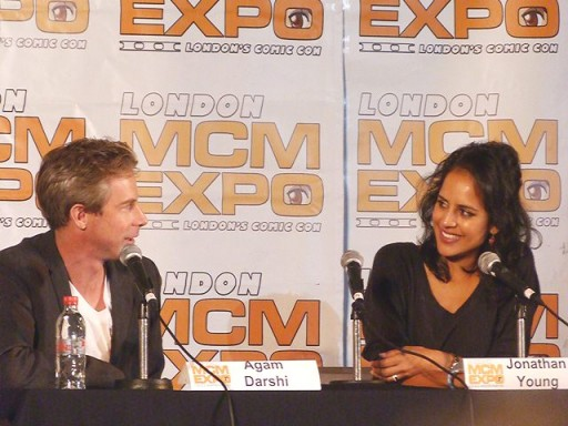 MCM Expo 2011 - Sanctuary Panel #7