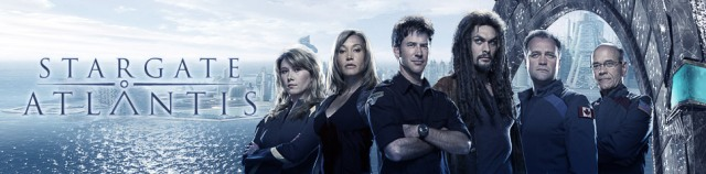 Stargate Atlantis - Click to learn more at MGM Studios!