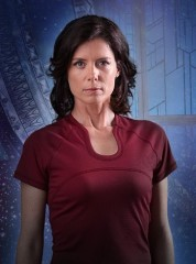 Torri Higginson as Elizabeth Weir - Click to learn more at MGM Studios!