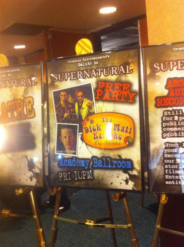 BurCon Supernatural Burbank 2012