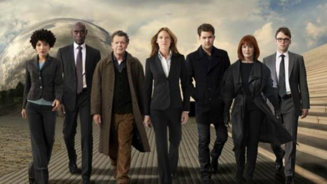 Fringe Banner Poster - Click to learn more at the official Warner Brothers web site!