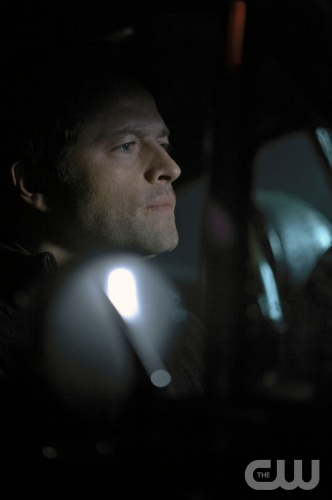 Supernatural Misha Collins in The Born-Again Identity
