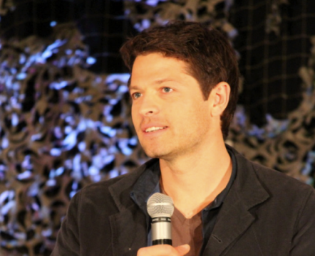Supernatural BurCon 2012 - Misha Collins