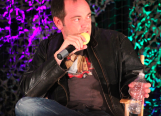 Supernatural Burbank 2012 - Mark Sheppard