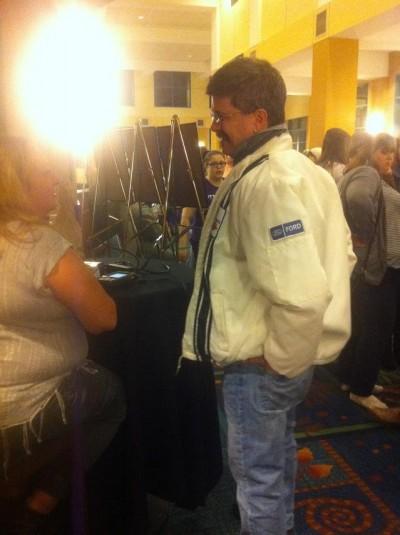 Supernatural Burbank 2012 - Director Gary Bee