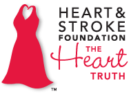 The Heart-Truth Canada logo - Lick to learn more at the official web site!