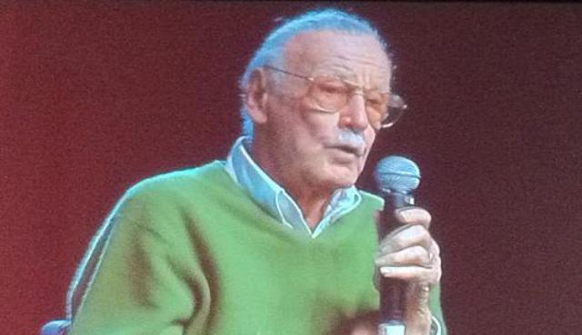 Calgary Expo - Legendary Stan Lee!