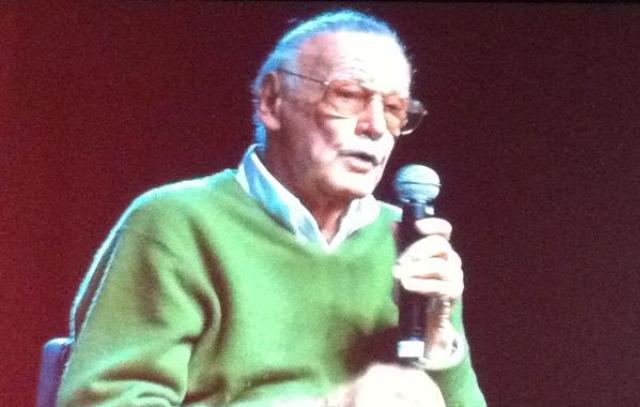 Calgary Expo - Stan Lee