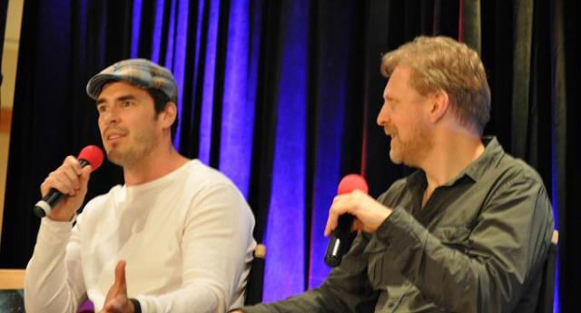 Stargate Vancouver 2012 - Dan Payne and Alex Zahara