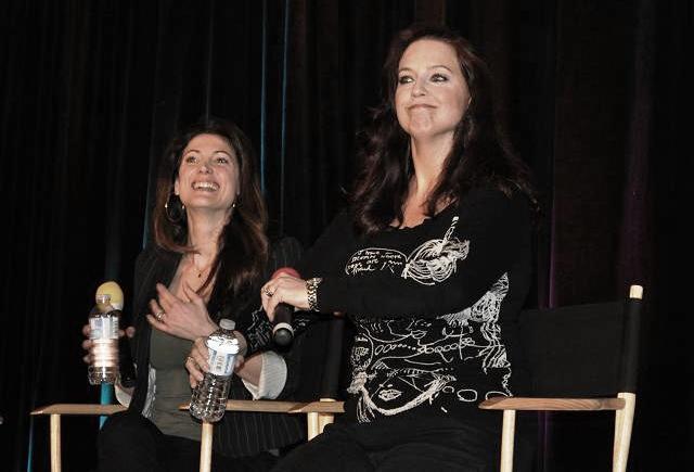 Stargate Vancouver 2012 - Julia Benson and Suzanne Braun