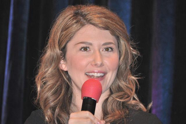 Stargate Vancouver 2012 - Jewel Staite