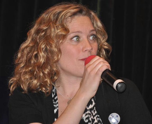 Stargate Vancouver 2012 - Kate Hewlett