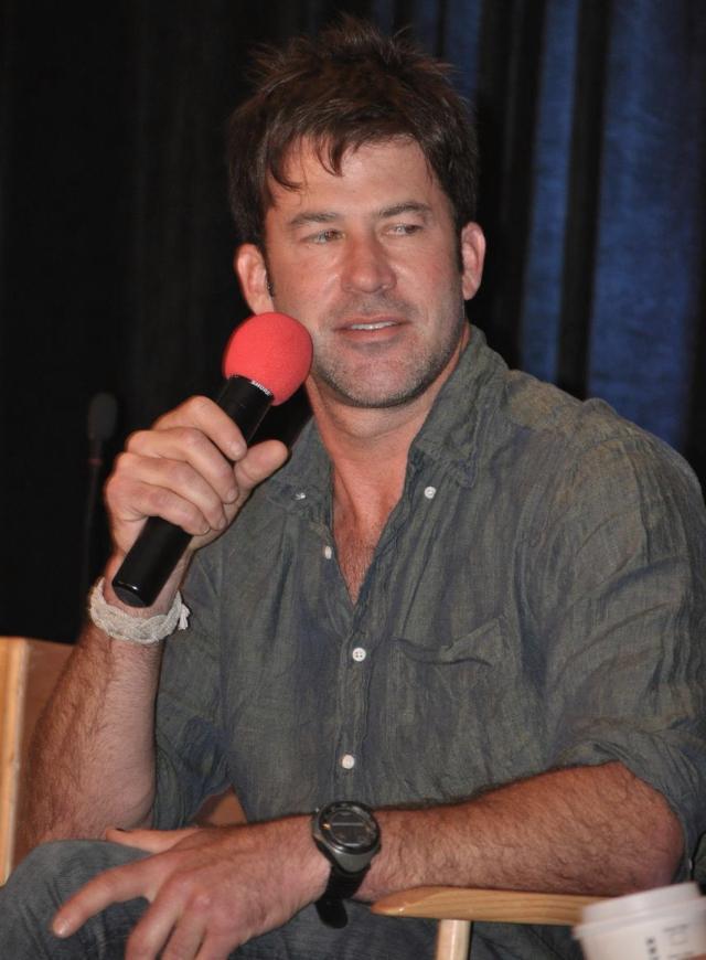 Stargate Vancouver 2012 - Joe Flanigan