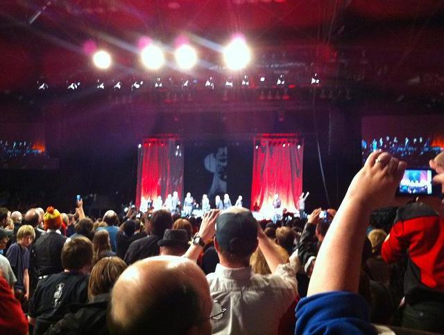 Calgary Expo 2012: A Star Trek and Science Fiction Three Day Adventure!