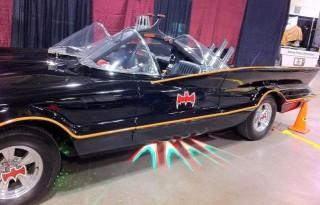 Calgary Expo 2012 - The Batmobile
