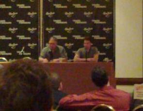BotCon 2012 - Garry Chalk and David Kaye panel