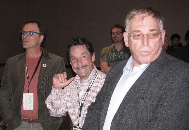 BotCon 2012 - Garry Chalk and Peter Cullen