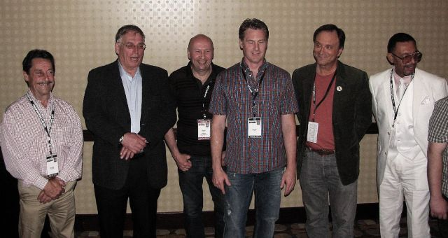 BotCon 2012 - Garry Chalk and gang in Dallas