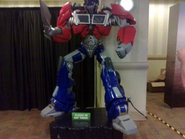 BotCon 2012 - Giant Transformer