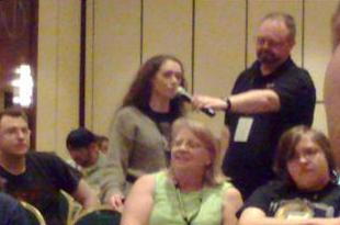 BotCon 2012 - Questions during Garry Chalk and David Kaye panel