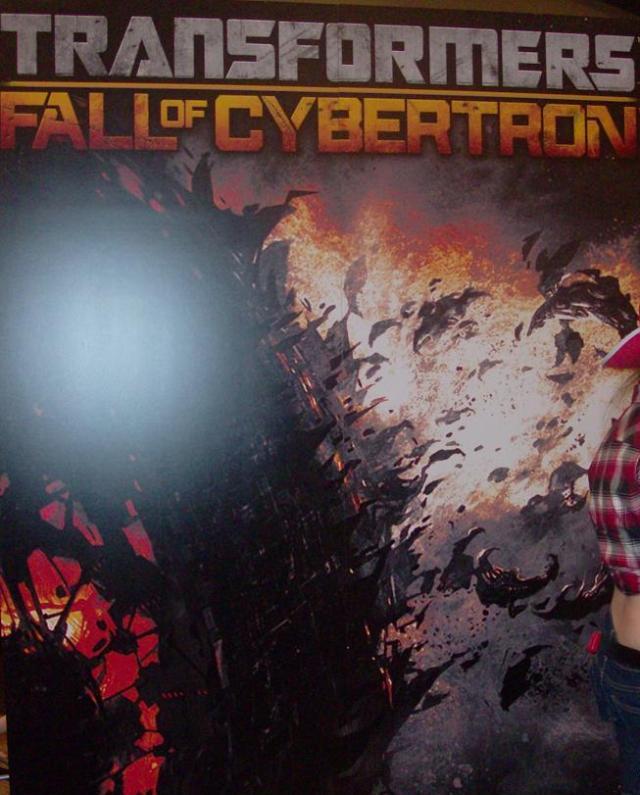 BotCon 2012 - Transformers cool poster