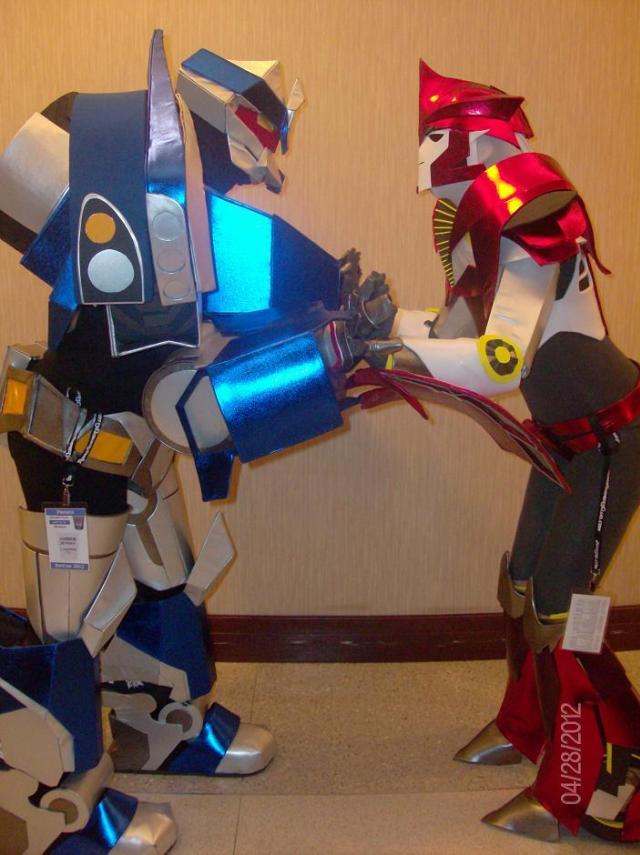 BotCon 2012 - Transformers in Dallas are the thing!