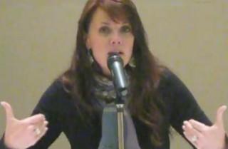Calgary Expo 2012 - Amanda Tapping