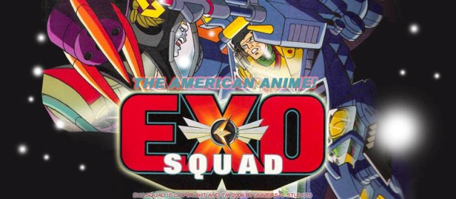 Learn more about Exo-Squad!