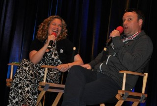 Stargate Vancouver - David and Kate Hewlett