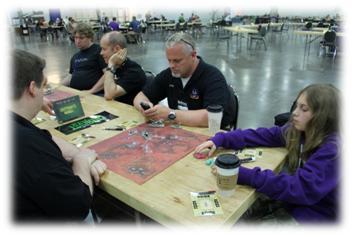 Origns Game Fair 2012 - Fun Are You A Werewolf game