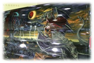 Origins Game Fair 2012 - Sandra L Garrity art masterpiece
