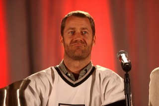 Phoenix Comicon 2012 - Colin Ferguson of Eureka!