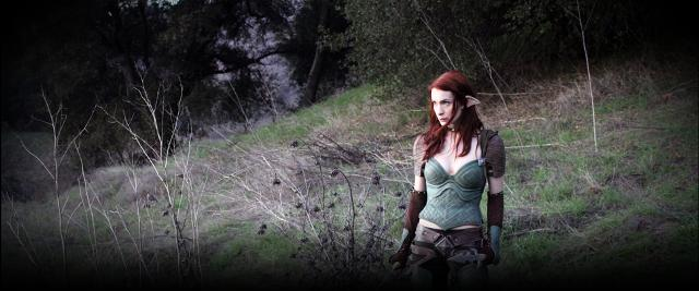 Dragon Age Redemption - Felicia Day - Click to learn more at the official web site!