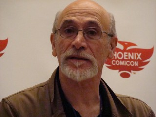 Phoenix Comicon 2012 - Tony Amendola of Stargate!